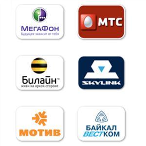 Операторы сотовой связи Аскино