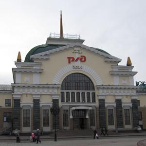 Железнодорожные вокзалы Аскино